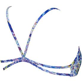 arena Play Bandeau Top Mujer, Multicolor
